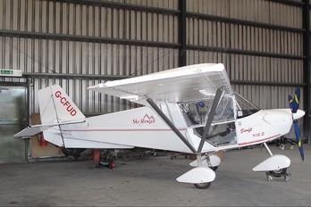 G-CFUD - Private Bestoff SkyRanger