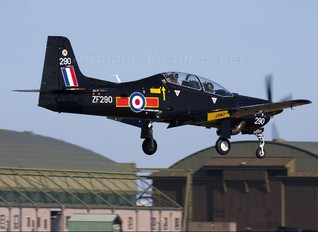 ZF290 - Royal Air Force Short 312 Tucano T.1