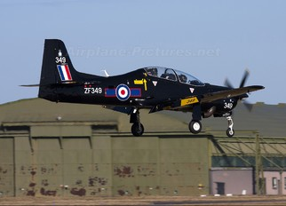 ZF349 - Royal Air Force Short 312 Tucano T.1