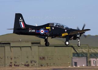 ZF349 - Royal Air Force Short 312 Tucano T.1