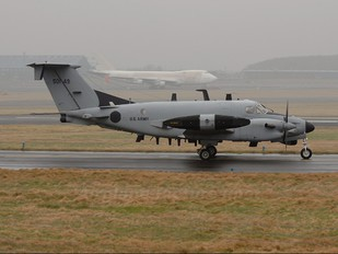 85-0149 - USA - Army Beechcraft RC-12K Huron