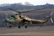 0833 - Slovakia -  Air Force Mil Mi-24V aircraft
