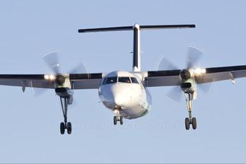 LN-WIE - Widerøe de Havilland Canada DHC-8-100 Dash 8