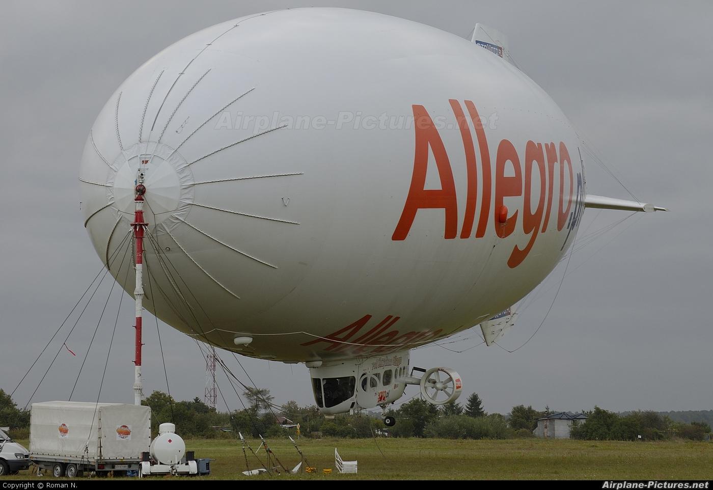 Allegro.pl - aircraft at Bydgoszcz - Szwederowo