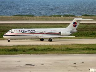 HI-869 - PAWA Dominicana McDonnell Douglas DC-9