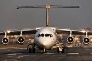 SE-DSX - Malmo Aviation British Aerospace BAe 146-300/Avro RJ100 aircraft
