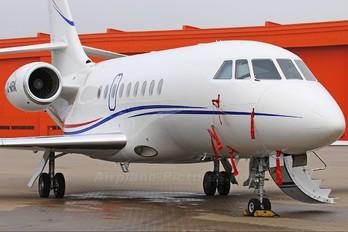 TC-MRK - Private Dassault Falcon 2000 DX, EX