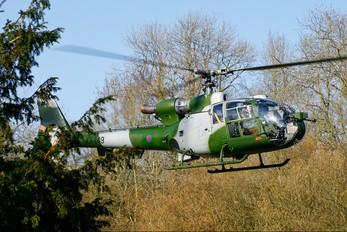 XX449 - UK - QinetiQ Westland Gazelle AH.1