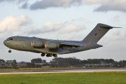 ZZ175 - Royal Air Force Boeing C-17A Globemaster III aircraft