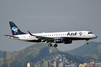 PR AZF - Azul Linhas Aéreas Embraer ERJ-190 (190-100)