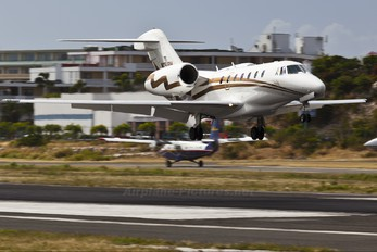 N751BH - Private Cessna 750 Citation X