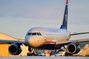 N807AW - US Airways Airbus A319 aircraft