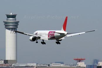 JA8983 - JAL - Japan Airlines Boeing 777-200