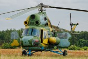 2126 - Poland - Air Force Mil Mi-2 aircraft