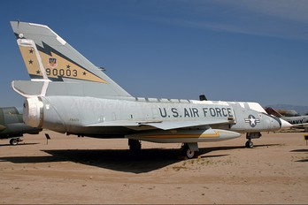 59-0003 - USA - Air Force Convair F-106 Delta Dart