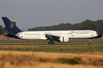 EI-DKL - Blue Panorama Airlines Boeing 757-200