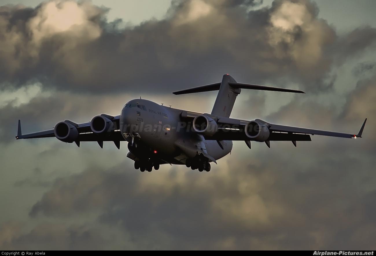 Royal Air Force ZZ175 aircraft at Malta Intl
