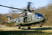 ZJ120 - Royal Air Force Agusta Westland AW101 411 Merlin HC.3 aircraft
