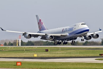 B-18718 - China Airlines Cargo Boeing 747-400F, ERF