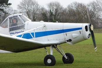 G-AXED - Private Piper PA-25 Pawnee
