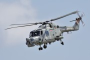 XZ729 - Royal Navy Westland Lynx HMA.8DSP aircraft