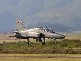 254 - South Africa - Air Force British Aerospace Hawk 120