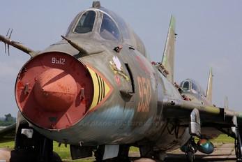 9512 - Poland - Air Force Sukhoi Su-22M-4