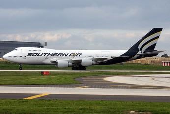 N760SA - Southern Air Transport Boeing 747-200SF