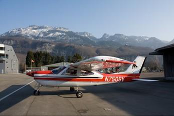 N7505V - Private Cessna 177 RG Cardinal