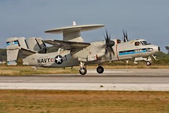 165648 - USA - Navy Grumman E-2C Hawkeye