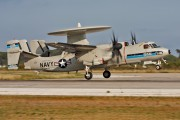 165648 - USA - Navy Grumman E-2C Hawkeye aircraft
