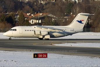 OY-RCE - Atlantic Airways British Aerospace BAe 146-200/Avro RJ85