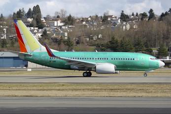 N1786B - Southwest Airlines Boeing 737-700