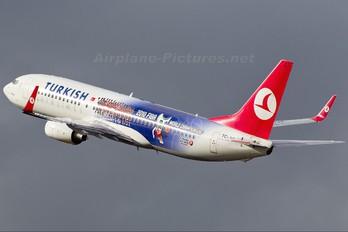 TC-JFH - Turkish Airlines Boeing 737-800