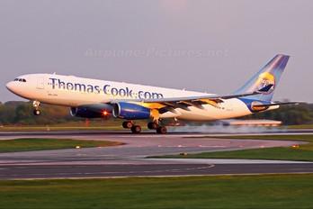G-OJMB - Thomas Cook Airbus A330-200