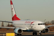 OE-LNO - Austrian Airlines/Arrows/Tyrolean Boeing 737-700 aircraft