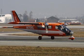 N708L - Private Partenavia P.68 Observer