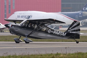 G-RMSM - Private Bellanca 8KCAB Super Decathlon