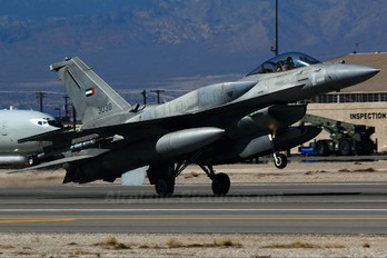 3038 - United Arab Emirates - Air Force Lockheed Martin F-16E Fighting Falcon