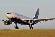 N281AY - US Airways Airbus A330-200 aircraft