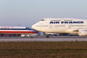 F-GISD - Air France Boeing 747-400 aircraft