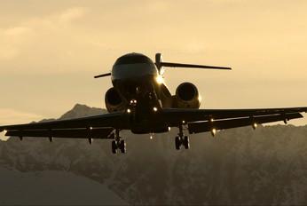 D-BAVB - Silverbird Bombardier BD-100 Challenger 300 series
