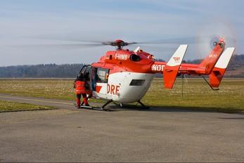 D-HIMB - Deutsche Rettungsflugwacht Eurocopter BK117