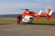 D-HIMB - Deutsche Rettungsflugwacht Eurocopter BK117 aircraft