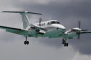 N87SA - Island Airlines Beechcraft 200 King Air aircraft