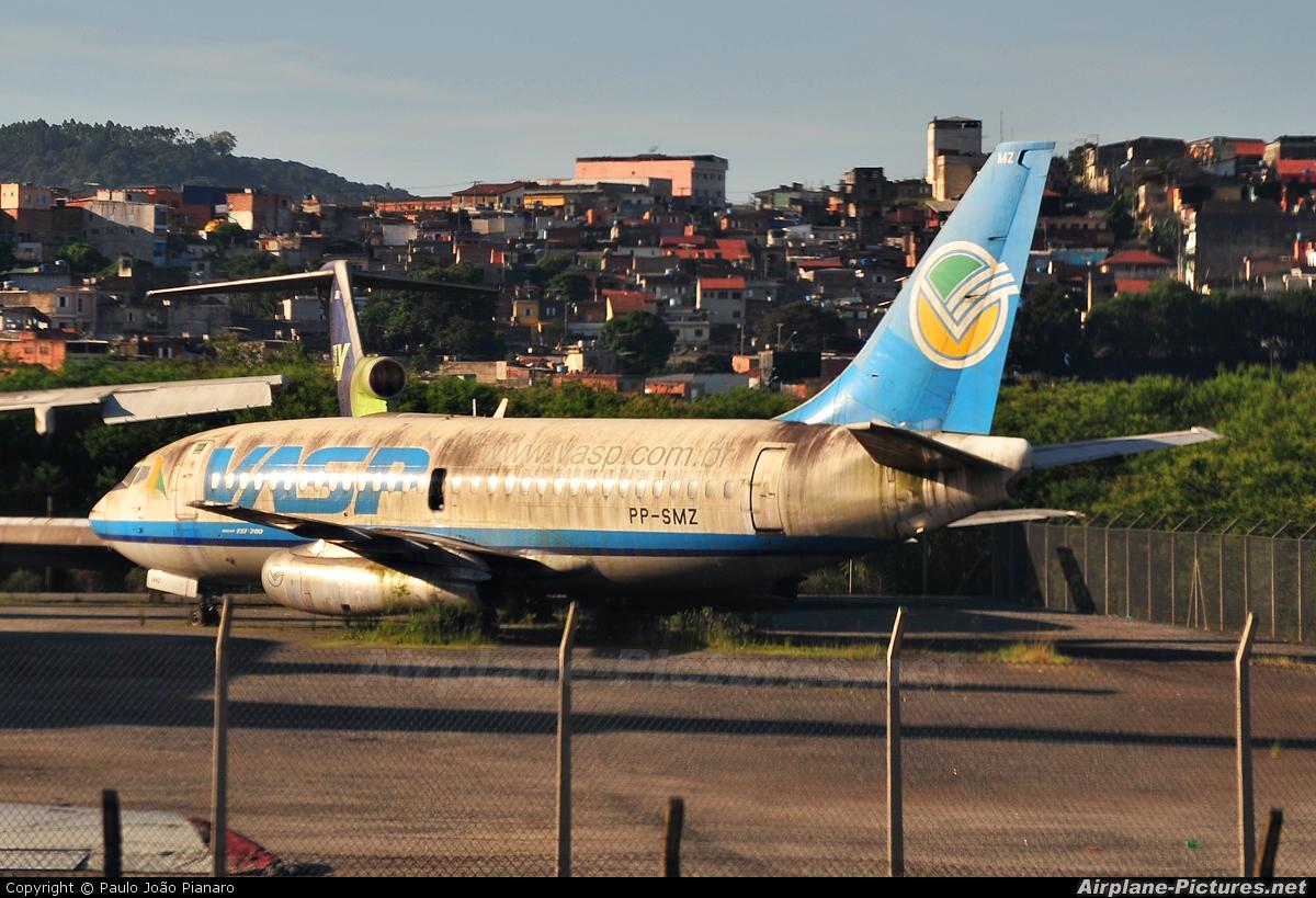 VASP PP-SMZ aircraft at São Paulo - Guarulhos