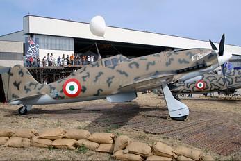 MM7841 - Italy - Air Force Macchi MC-202 Folgore