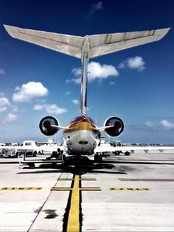 EC-JCG - Air Nostrum - Iberia Regional Canadair CL-600 CRJ-200
