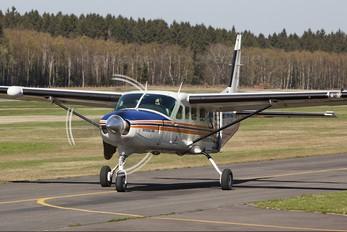 OO-SPA - Private Cessna 208 Caravan