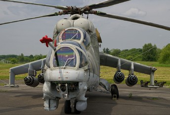 5211 - Germany - Democratic Republic Air Force Mil Mi-24D